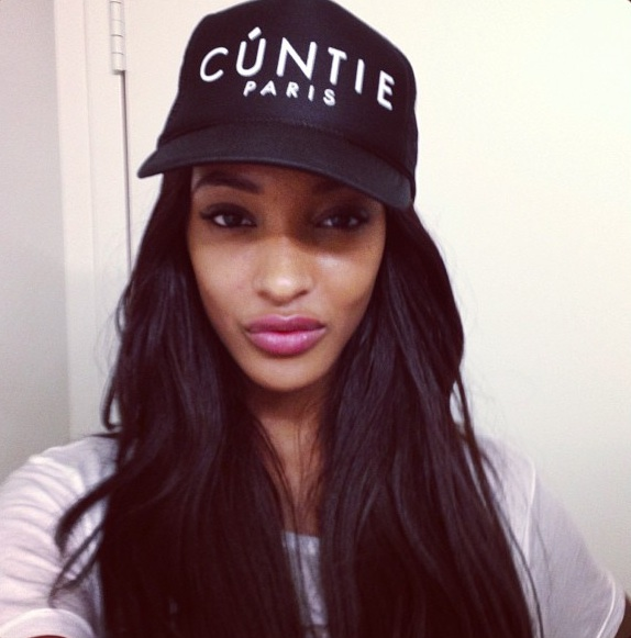 Hats Off To Jourdan Dunn: Street Or Chic?