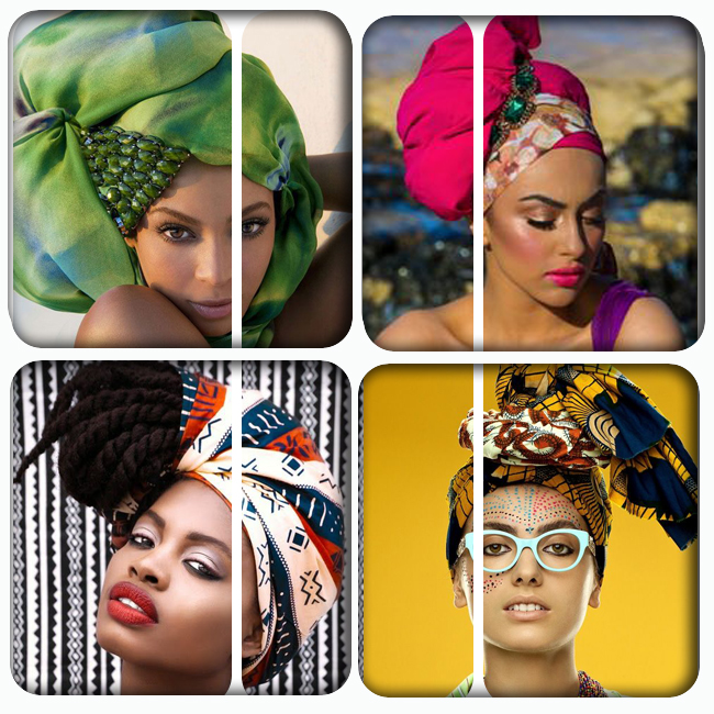 Now Thats A Wrap! Stunning Head Wrap Inspiration