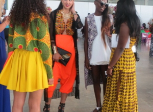 Best Dressed At African Fashion Week