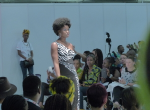 Zanjoo At African Fashion Week London