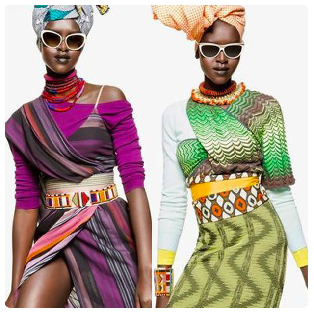 Bold, Bad, Beautiful: Stunning African Head wrap inspiration