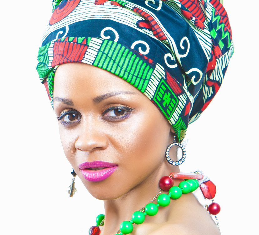 Funi Koli Head Wrap Material Arrives At Zanjoo