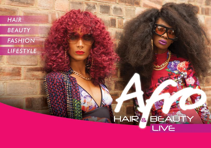 Afro Hair & Beauty Live Featuring Zanjoo Collection